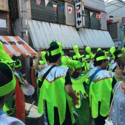 イベントレポート ‐ 第34回熊野前カーニバル @熊野前商店街