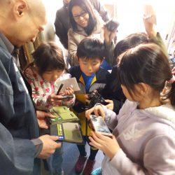 子ども記者が地元の畳屋さんを取材!記事作りにチャレンジしました。