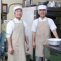 尾久を満喫!ファミリーサイクルロード:⑥区内随一の歴史を持つ洋菓子店「洋菓子セキヤ」