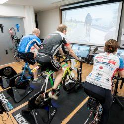 サイクリストのためのトレーニングジムとカフェ、三ノ輪橋にオープン(前編)