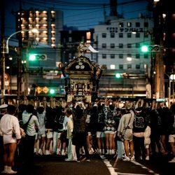 祭り男、祭り女 〜 天王祭2015ダイジェスト