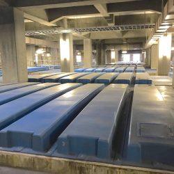 ずらりと並ぶ圧巻の水槽群!三河島水再生センターに行ってきた