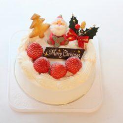 笑顔あふれるクリスマスケーキは洋菓子セキヤで(読者プレゼント付き/12月21日期限)