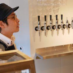 Beyond the Dawn@東尾久:クラフトビールとコーヒー。ライフスタイルの提案を