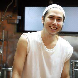 タナカタロウの店主、田中太郎さん