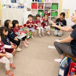 0才児から英語で幼児教育!アロハインターナショナルプリスクール