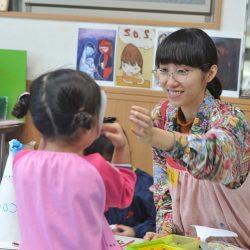 心も体ものびのびできる! 子どものための美術教室、アトリエぴーす@西日暮里