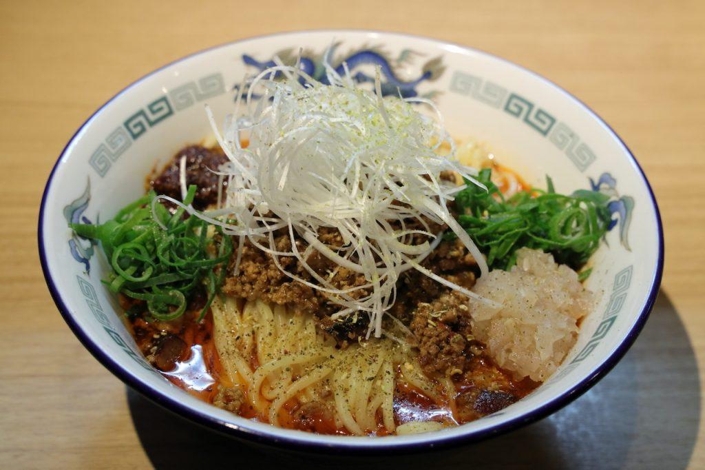 汁なしたんたん麺 2ばん ちゅう辛