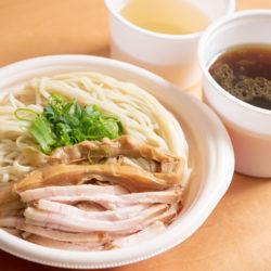 ミシュラン掲載ラーメン店、トイボックス@三ノ輪がつけ麺テイクアウト開始
