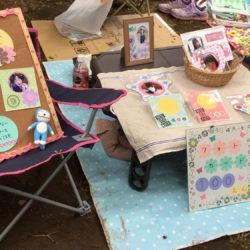 イベントレポート - 西日暮里にある諏方神社での「子ども市」は工夫が満載