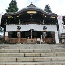 荒川区の夏祭り:尾久八幡神社