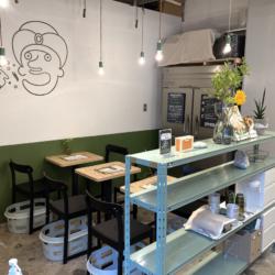 西日暮里駅のSPICESHがリニューアル!新作カレーやカフェも楽しめる空間に