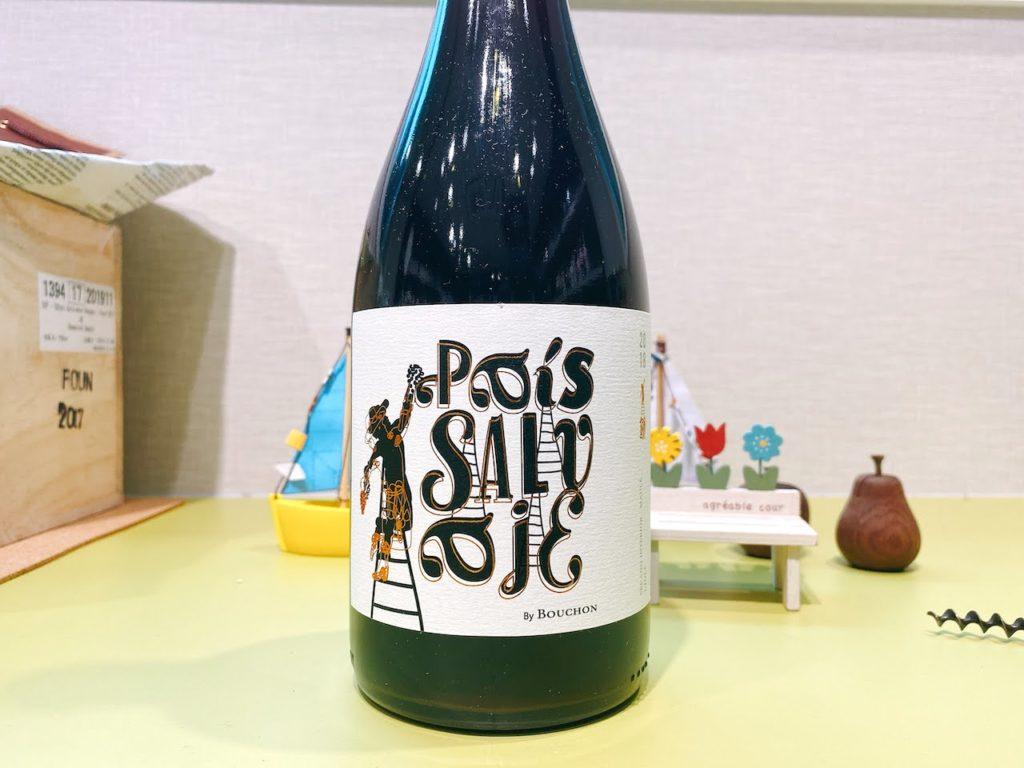 チリ独自品種のPaisを使ったワイン