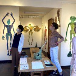 Grasshopper - イスラエル出身クリエイターによる展示 @ギャラリー七面坂途中