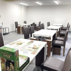 【開店】12/4 ボードゲームスペース K2 Games 日暮里駅前にオープン