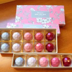woo roo gooより宝石のような特別なバレンタインチョコレート(数量限定)