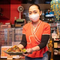 荒川自慢メニュー vol.2 Sol Bangkok タイ料理「パッキーマオ」など