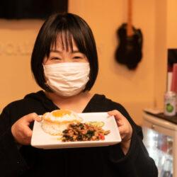 荒川自慢メニューvol.4 「下町三ノ輪のタイ料理を是非お楽しみください。」タイ料理カフェバル アポカリ