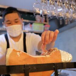 町屋のミート イタリアーナ アンジーで、お肉前菜盛り合わせをテイクアウト