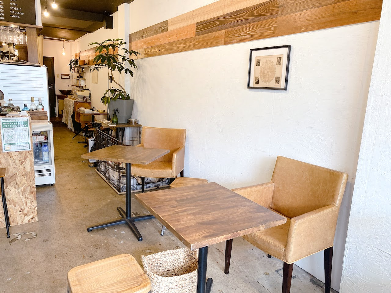 cafe4rest 店内