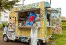 町屋バル三角屋、尾久の原公園で期間限定のフードトラックをスタート